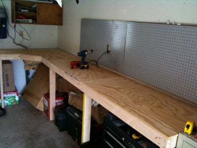 Securing the Work Surface