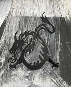 Hang the Backdrop and Dragon