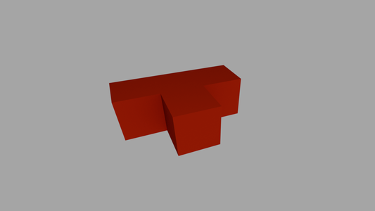 3D Design of Blocks for Puzzle (by Use Blender)