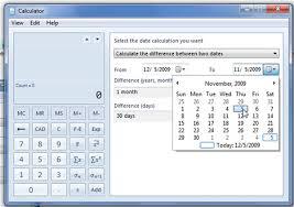 Date Calculation