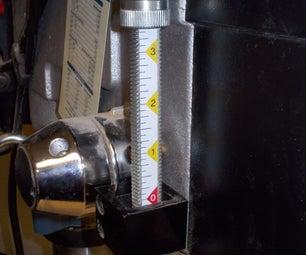 Drill Press Upgrade