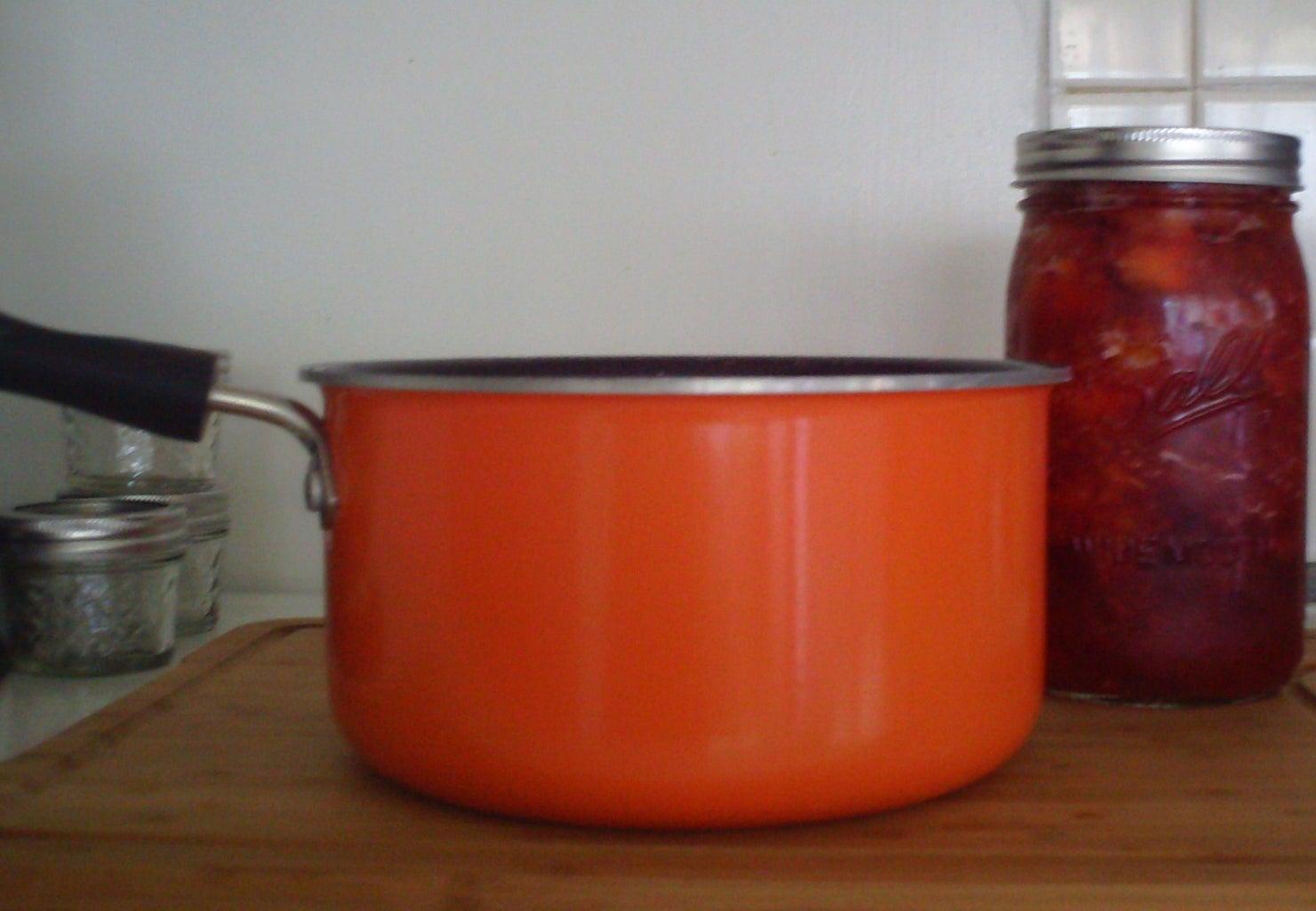 Step 2 Prepare and Make the Jam