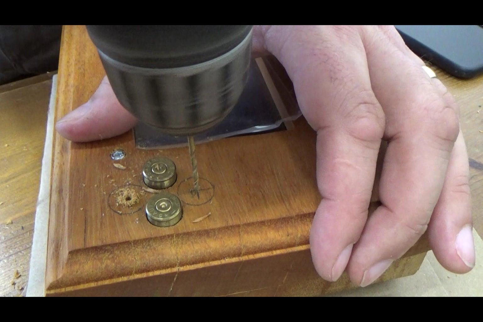 Make Bullet Case Buttons