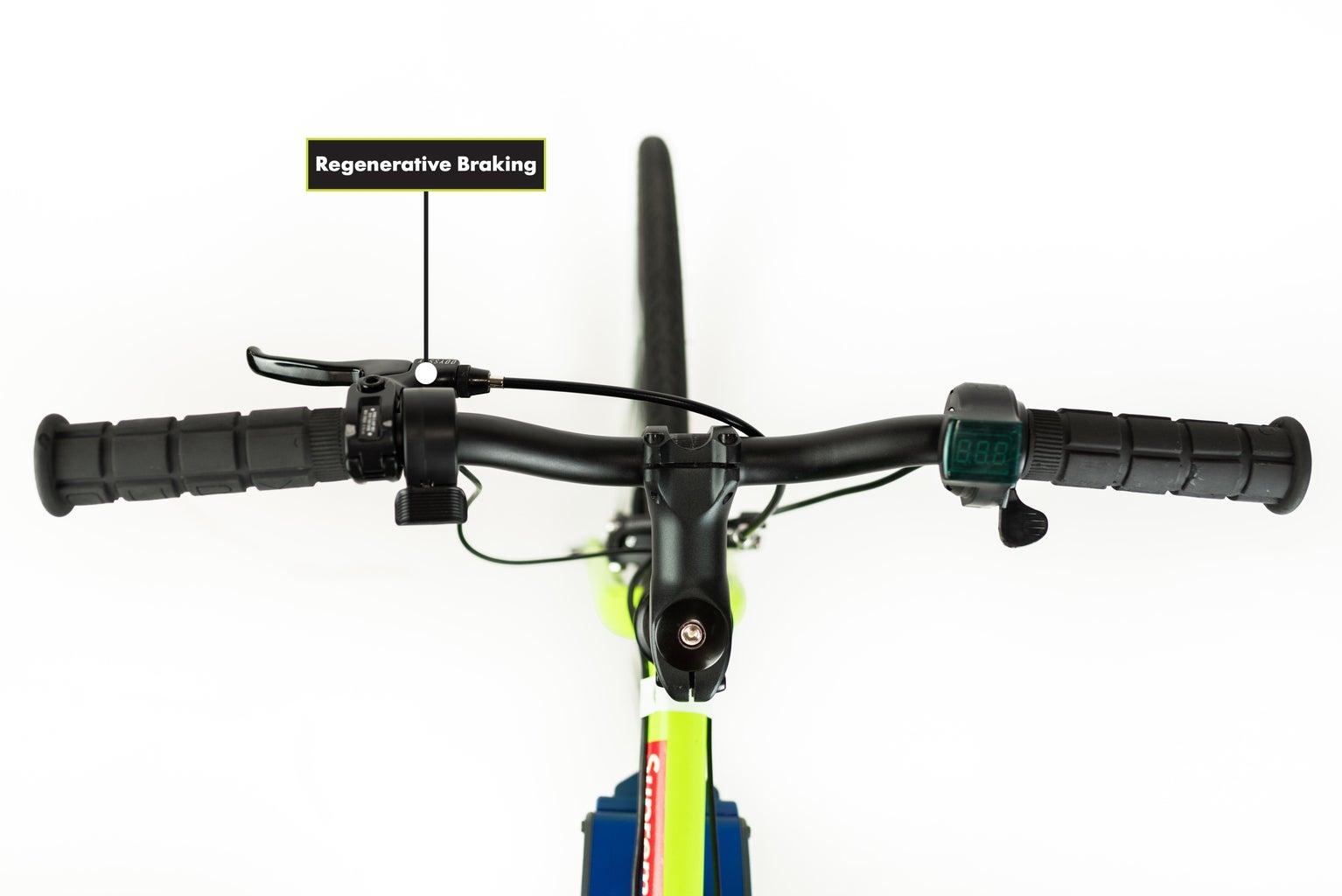 HUGO : the 3D Printed Electric Bike
