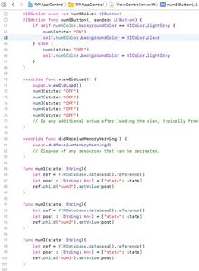 Finishing Xcode