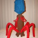 How to Crochet a Bacteriophage Virus