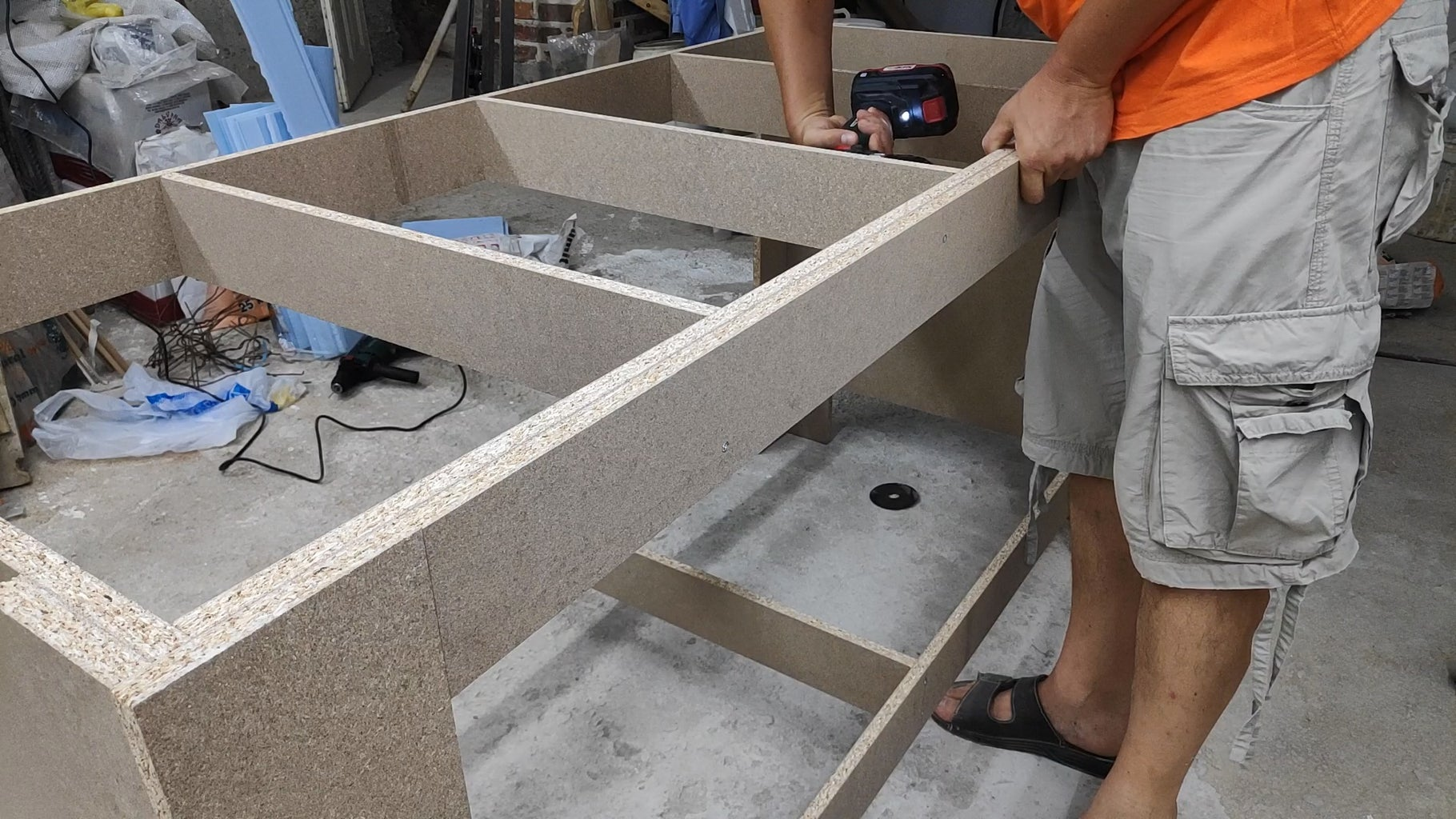 Add Support Pieces