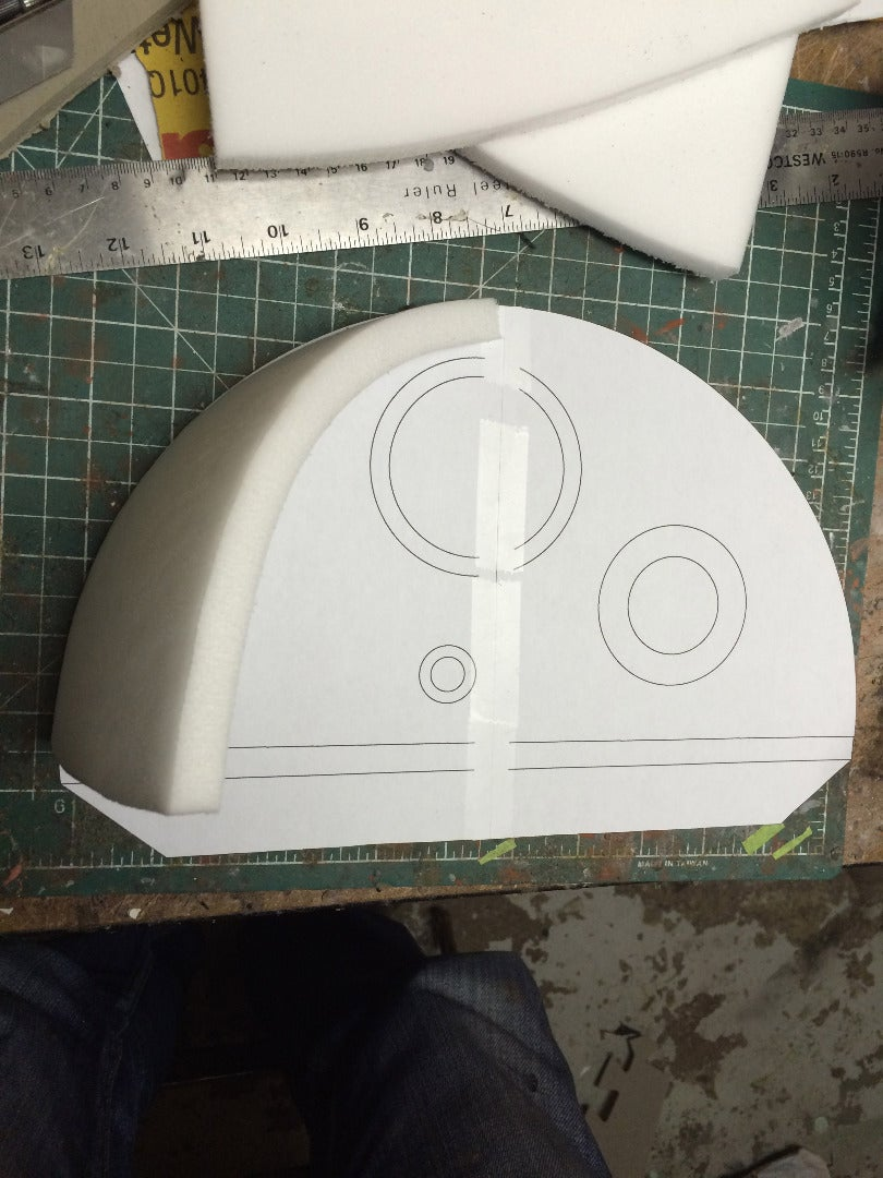Building the Head