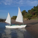 Build a Short Dragon (16 foot 3-Board Outrigger Sailing Canoe)