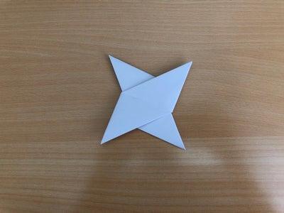 Paper Ninja Star