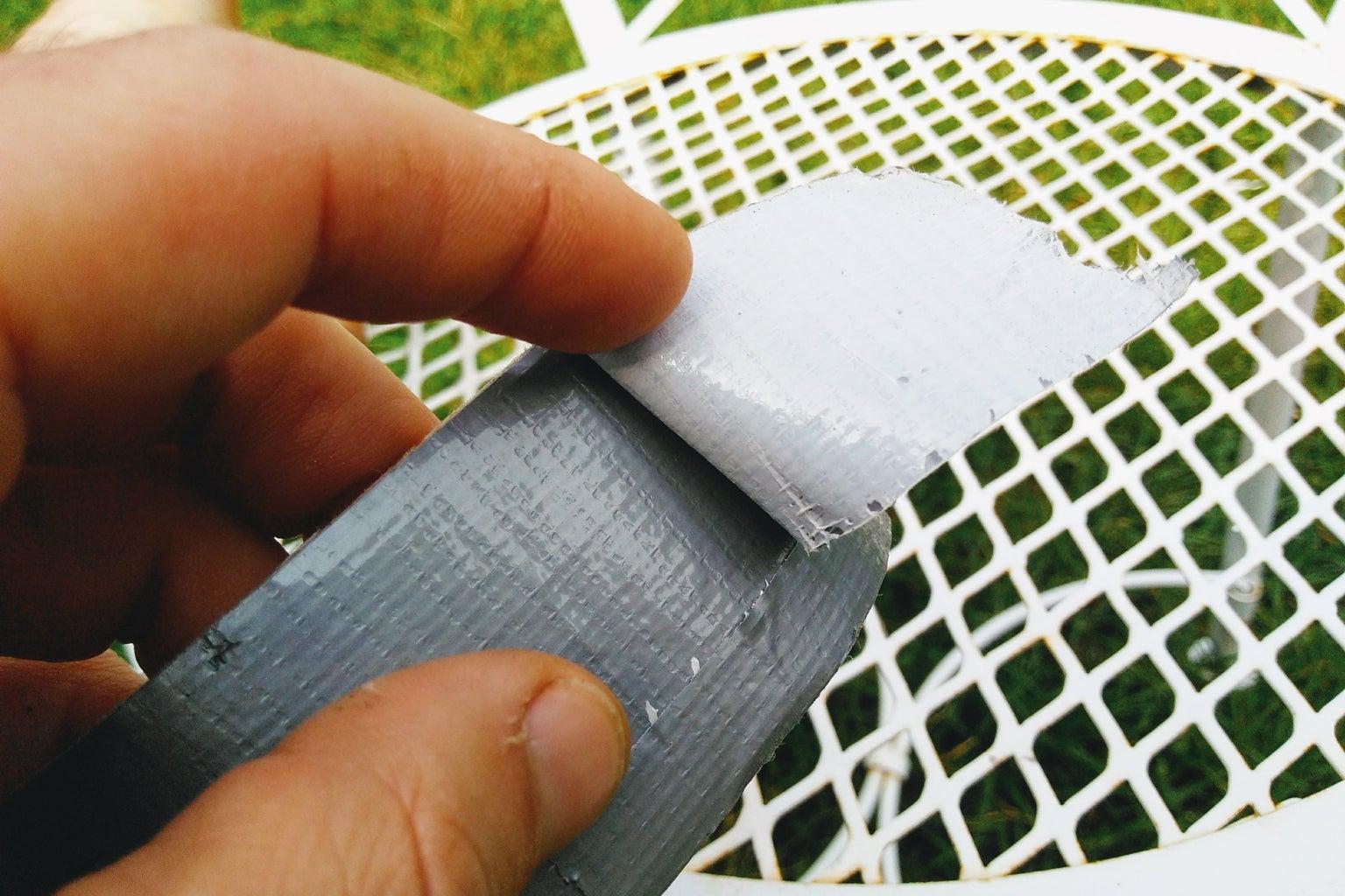 Bandage Preparation - Cutting Tape