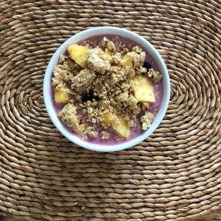 Thick Smoothie Bowl