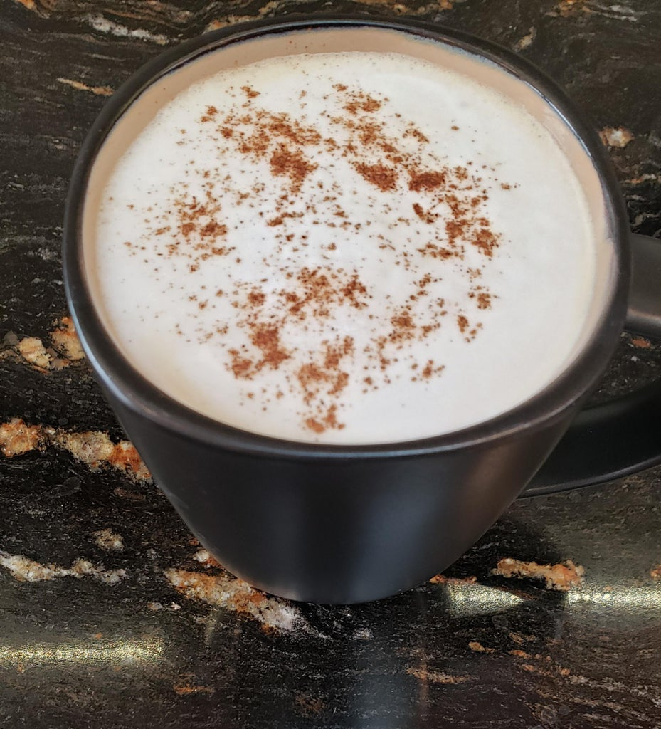 How to Make a Pumpkin Spice Latte in 3 Steps