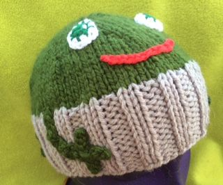There's a Frog on Your Head Hat for Kids & Adults