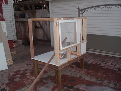 Floor Space, Framing, and Nest Boxes