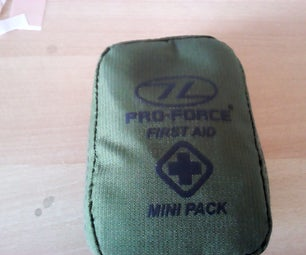 My EDC First Aid Kit