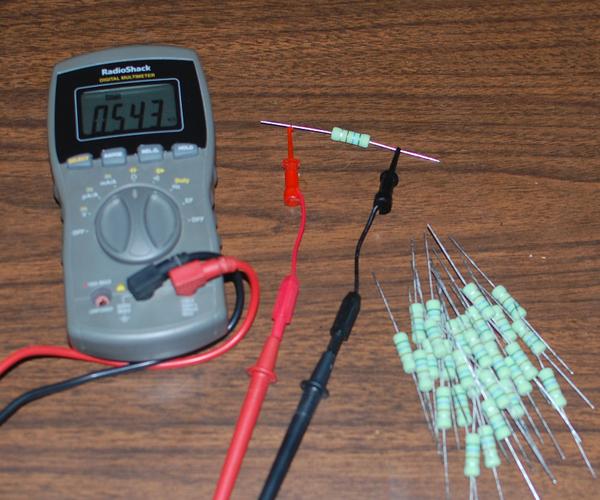 Statistical Process Control for Resistors, Part 2