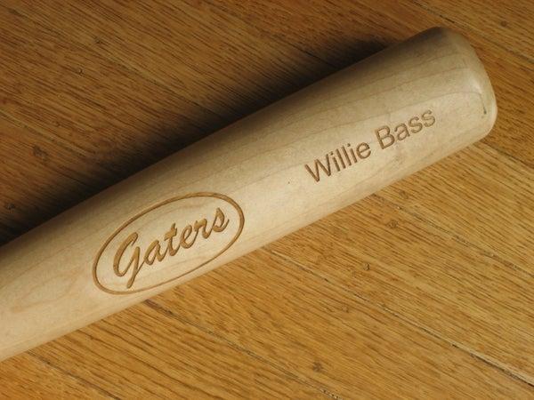 Turning a Baseball Bat