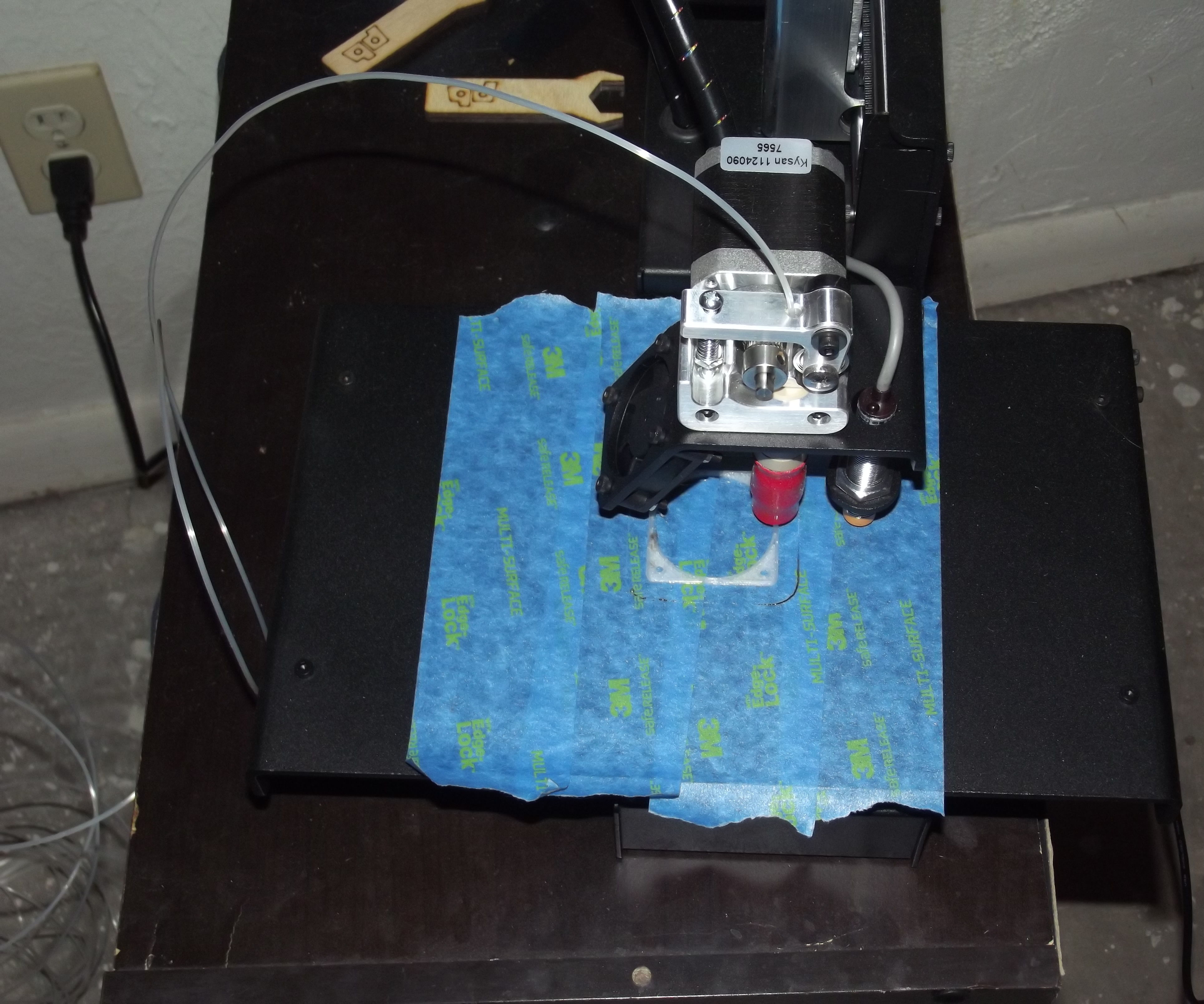 Listening to G-Code and The PrintrBot Simple (1403)