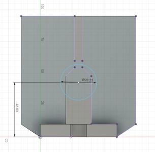 Design Process - Stationary Fixture - Bearing Holder