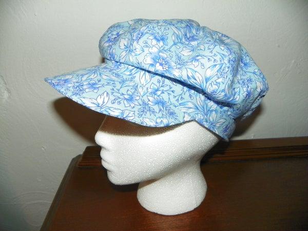 Thrift Shop Hat Makeover