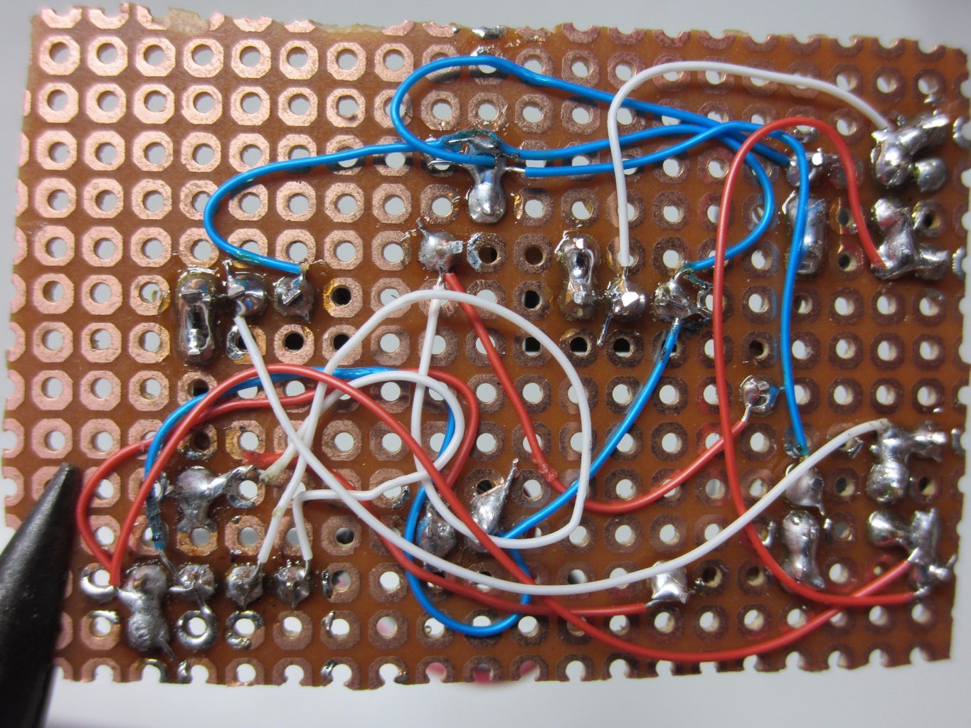 Connect Motor Pins to Collector of Transistor