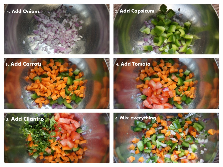 Mix Up the Salad !!!