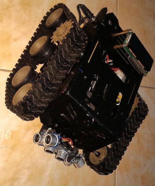 MultiTasking Robot