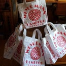 Shopping Bags From Brewers Malt Sacks