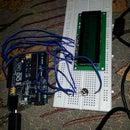 Easy LCD display With Arduino