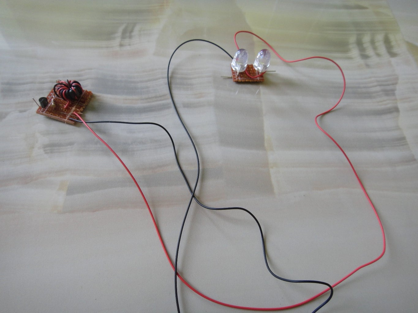 The Voltage Booster Circuit