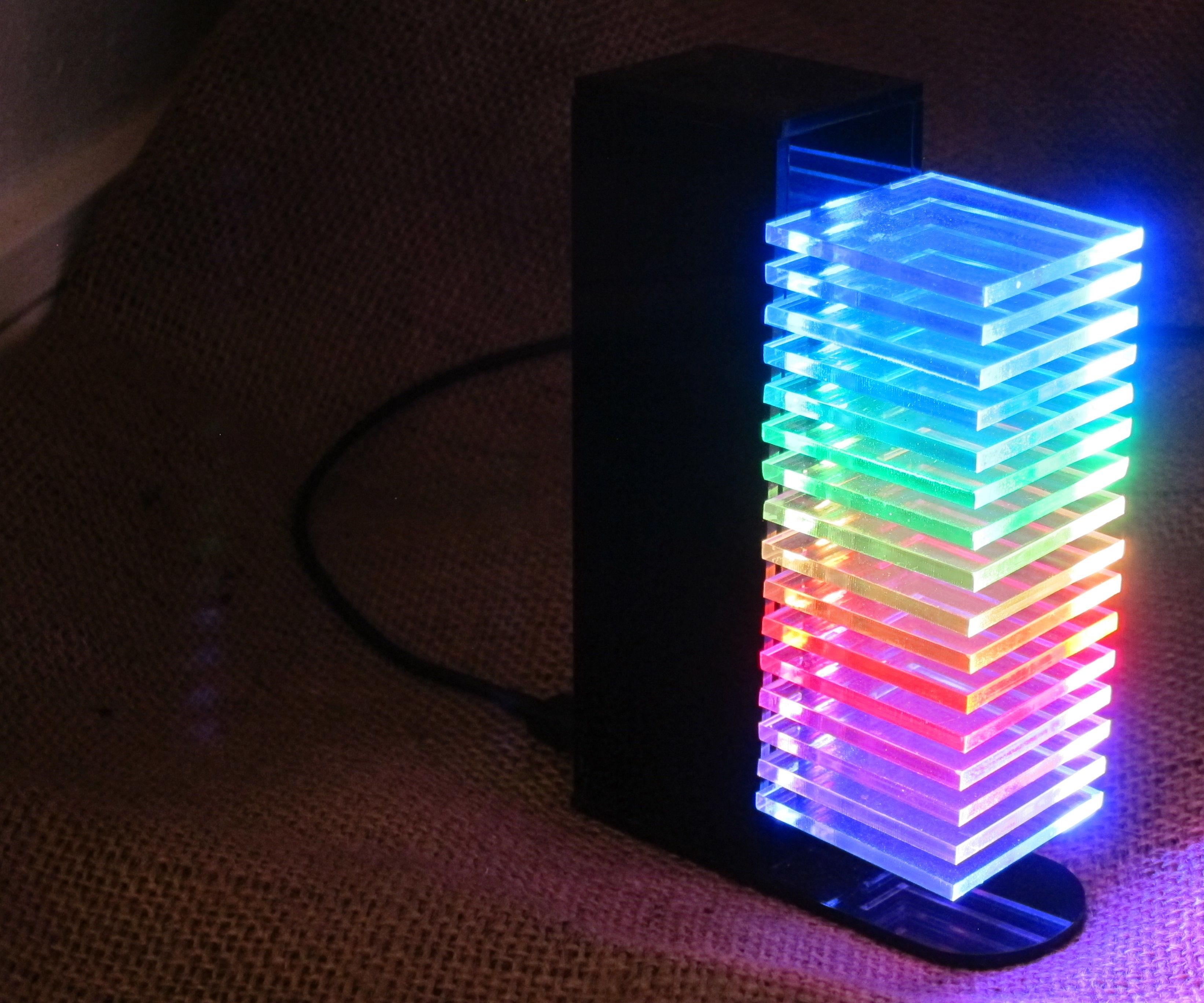 LED Eye Fidget
