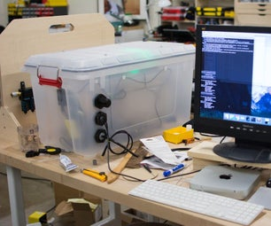 How to Build a Test Chamber for Air Particle Sensors