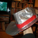 duct tape cowboy hat