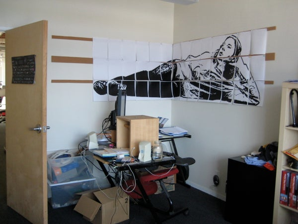 How to Redecorate the Office When Everyone Is Gone