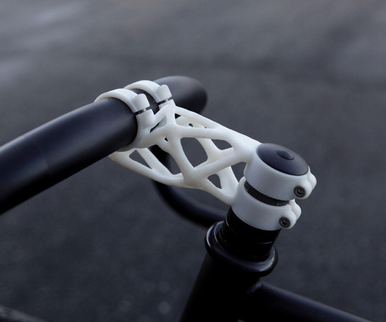 How to Design a Bike Stem in Dreamcatcher