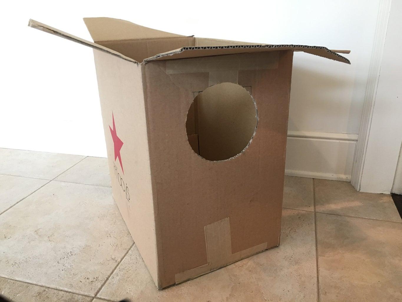 The Mothball Box