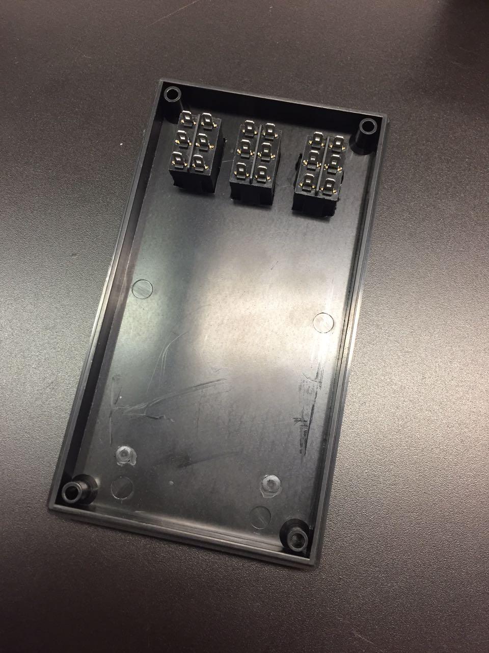 Cut the Control Box