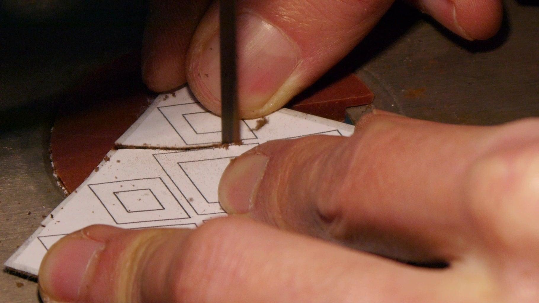 Cutting the Shape