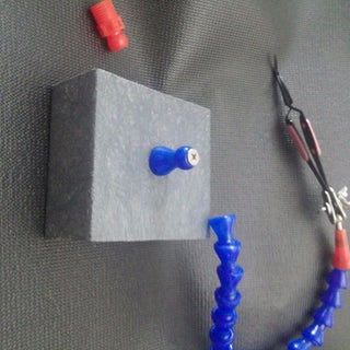 $10 DIY Flexible Soldering Helping Hand