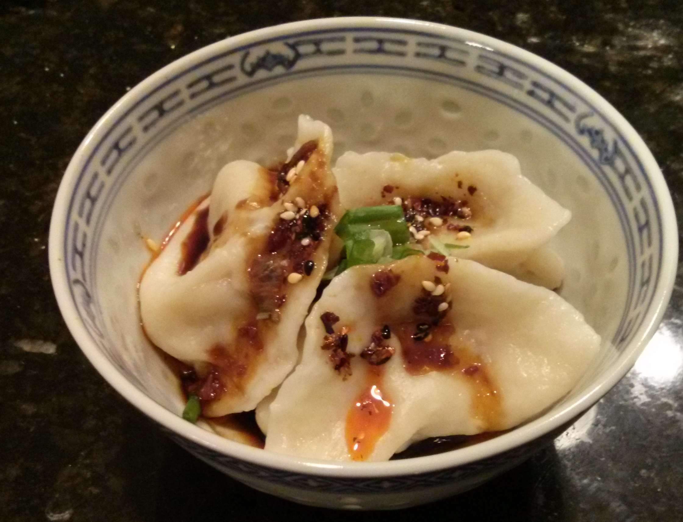 Chinese Dumplings Two Ways With Sichuan Dipping Sauce