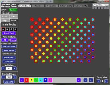 Color Sequencing & Control