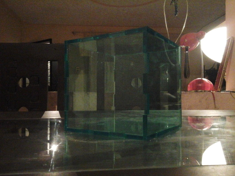 Cubo De Acrilico