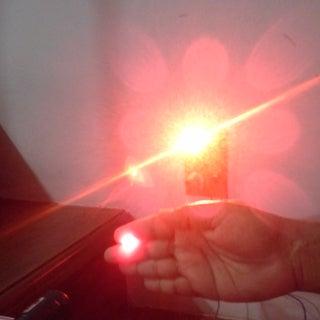 DIY Laser Security System