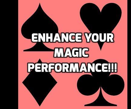 how to enhance your magic preformance