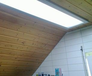 Magnetic LED Panel Light