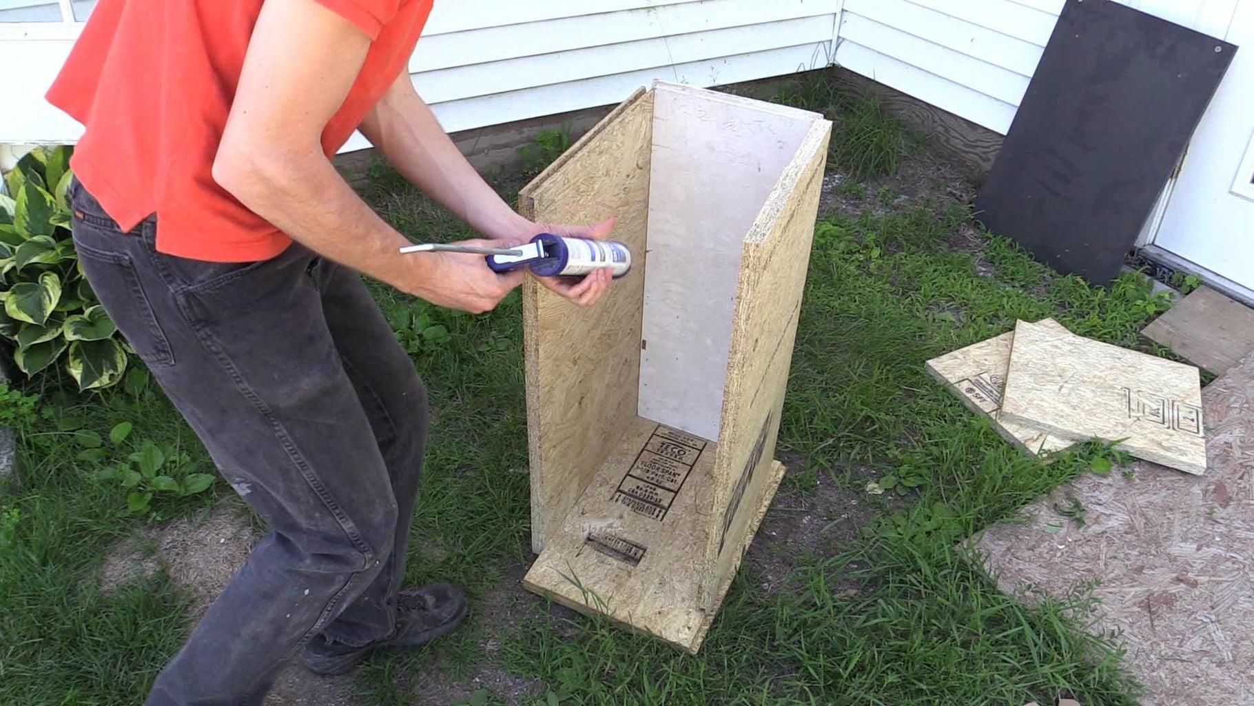 Create Your Mold Box.