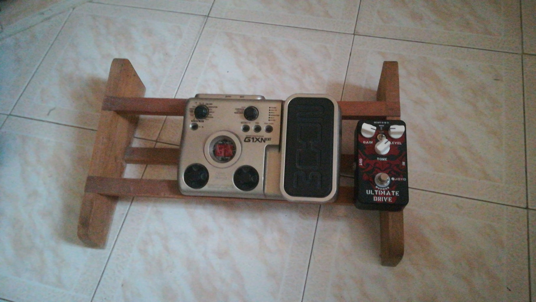 Testing Your Pedals. Adding Some Space.