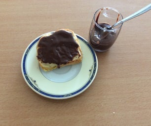 How to Make DIY Chocolate Spread