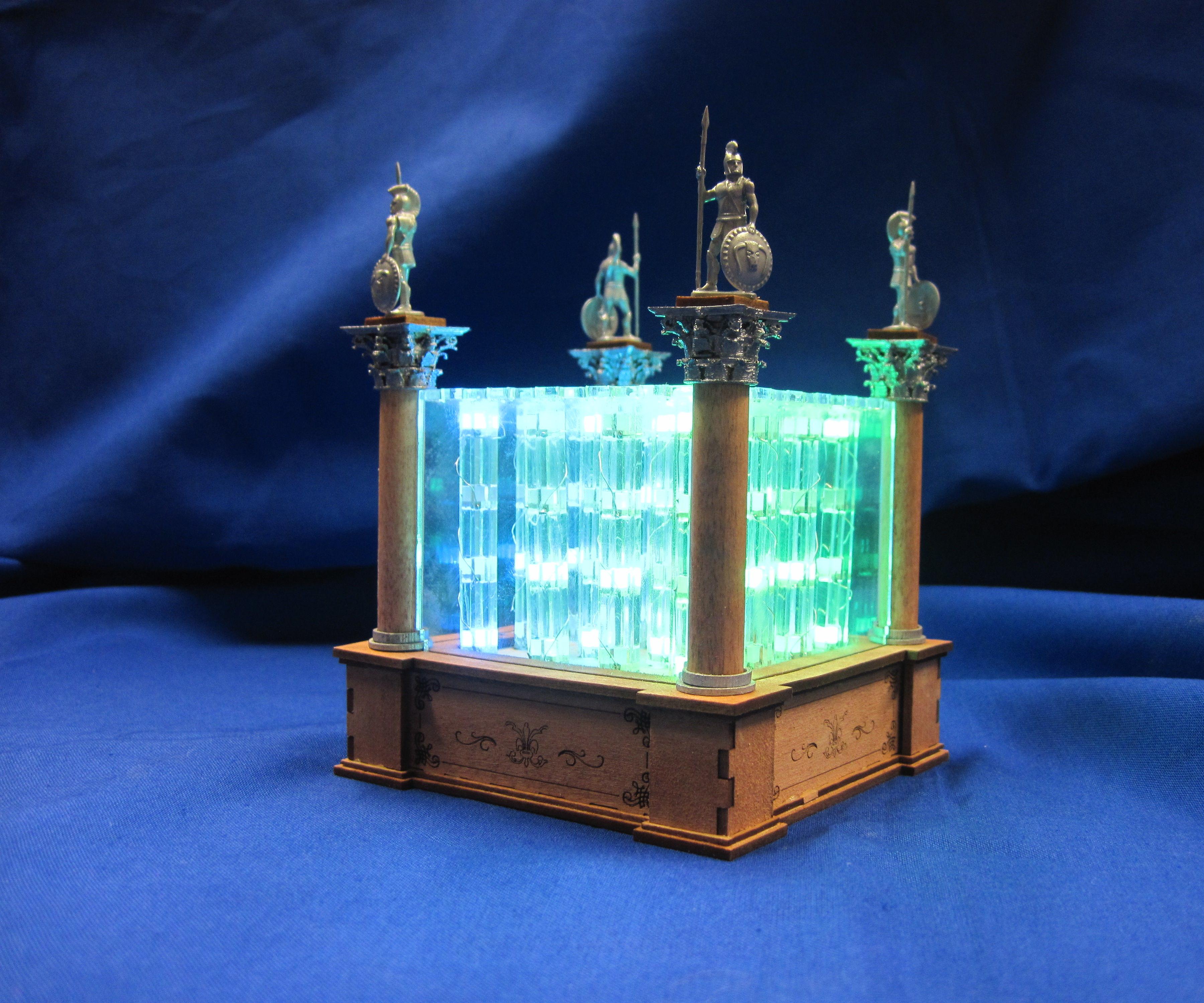 Classic LED Cube (sort of :-)
